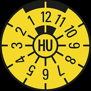 HU AU Plakette